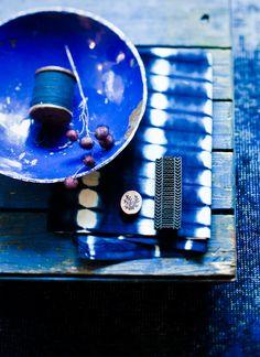 Blue | Blau | Bleu | Azul | Blå | Azul | 蓝色 | Indigo | Cobalt | Sapphire | Navy | Color | Form | Jeroen Van der Spek