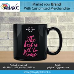 Market your brand perfectly!  For bulk orders contact us at gdigital71@gmail.com  #CustomPrinting #CustomMerchandise