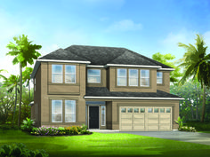 The Oren Model by Mattamy Homes in Cypress Trails at Nocatee
