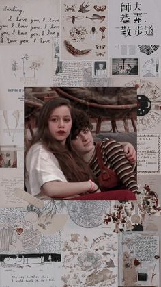 Eva ot2020 & Anne ot2020 L Love You, Im In Love, Black Bear, Wallpaper S, Instagram, Frame, Inspiration, Backgrounds, Ships