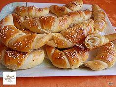 Hot Dog Buns, Hot Dogs, Bread Recipes, Cooking Recipes, Pretzel Bites, Paleo, Food And Drink, Chef Recipes