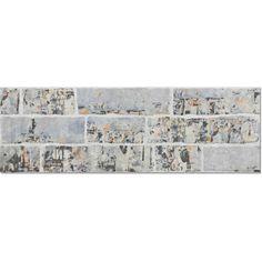 Kolekcja City - płytki ścienne Soho Blanco 20x60 cm