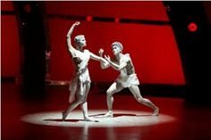 """"""" Turned to stone"""" danced by Melanie Moore and Marko Germar!! Loved it! #syttcs"""