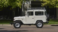 1981 Toyota BJ-40 Land Cruiser Unrestored presented as lot S78.1 at Austin, TX 2015 - image2