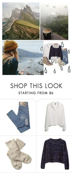 """""""reforget"""" by wickedcrystal ❤ liked on Polyvore featuring Cheap Monday, MANGO, Fat Face, Chicnova Fashion and CAT Footwear"""