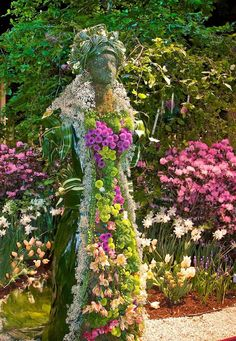 Container Gardening Ideas | container gardening picture of Boston Flower Show