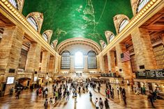 a brief history of Grand Central Station.