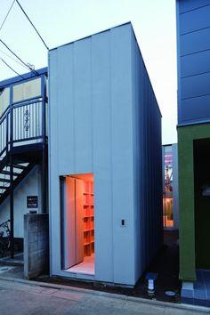 시선을 사로잡는 일본의 독특한 단독주택들