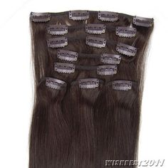 Clip Hair extensions, fast shipping, 100% human hair ,reasonable price.