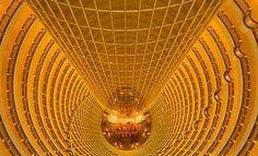 """shanghai grand hyatt hotel2"" by blackstation"
