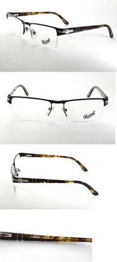 de55631ba0a Fashion Eyewear Clear Glasses 179244  Persol Eyeglasses 2374 V 948 Tortoise  Frame 52-17-135Mm Italy -  BUY IT NOW ONLY   90 on eBay!