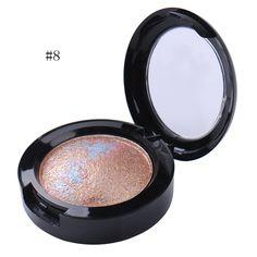 12 Couleurs Four Simple Fard À Paupières Palette Maquillage Shimmer Metallic Nude Naked Ombre À Paupières Palette Femmes Beauté Cosmétique Maquiagem