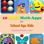 10 Free Math Apps for Elementary School Kids