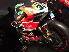 Ducati Panigale R - Campionato Superbike 2015