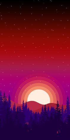 Wallpaper Phone Minimalist Design 43 Ideas For 2019 Scenery Wallpaper, Sunset Wallpaper, Screen Wallpaper, Cool Wallpaper, Mobile Wallpaper, Wallpaper Backgrounds, Iphone Wallpaper, Wallpapers Android, Cute Wallpapers