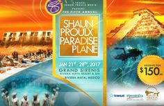 CONTEST :: THE 5TH ANNUAL SHAUN PROULX PARADISE PLANE - TheGayGuideNetwork.com
