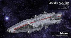 ECS-062 America