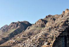 Ouraman Takht, Iran