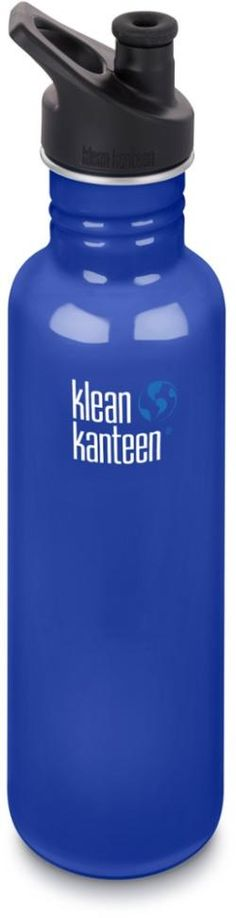 Klean Kanteen Classic Stainless-Steel Water Bottle with Sport Cap 3.0 - 27 fl. oz.