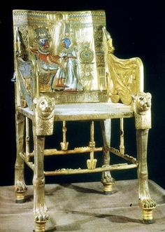 Pharaoh,Egypt,Chair
