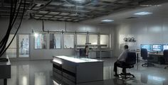 Lab, Geoffroy Thoorens on ArtStation at http://www.artstation.com/artwork/lab-38b93d84-297e-42e3-842d-a95c5833fc52
