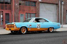 mpspeedshop | Gulf Racing Ford Fairlane