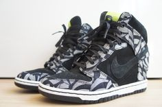 quality design dbaa7 d4ac6 Nike dunk sky hi x Liberty London