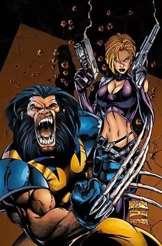 Ballistic Wolverine, Top Cow, Marvel Crossover Devil's Reign 1997 Comic: Everything Else Comic Art, Comic Books, Top Cow, Gandalf, Wolverine, Marvel Universe, Reign, Crossover, Devil