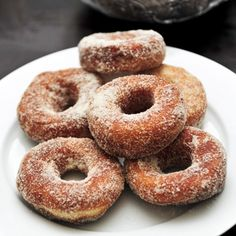 OMG! Loved making homemade donuts when I was a kid