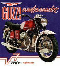 moto guzzi v7 | the marquis