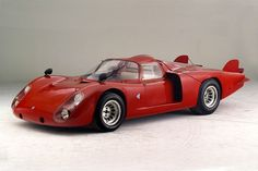1968 Alfa Romeo 8C 2900B, Le Mans Speciale / One of One