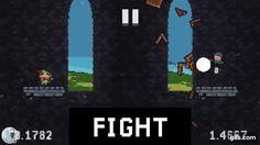 ANYCRATE per Android – un divertente gioco indie a base di combattimenti!
