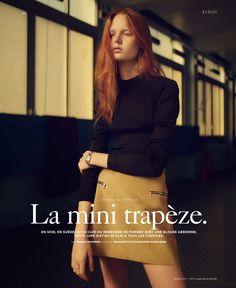 Grace Simmons by JP Talbourdet for Le Monde M Magazine