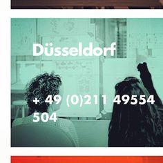 New Jack Morton website. I am Düsseldorf. #IAmJack