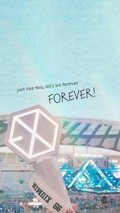 Lightstick Exo, Kpop Exo, Chanyeol, Exo Group, Exo Lockscreen, Exo Fan, Exo Memes, Pictures, Wallpapers