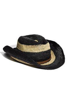 Tarnish Stripe Cowboy Hat | Nordstrom