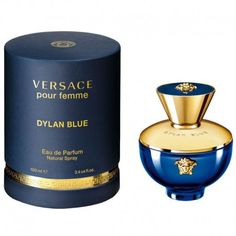 Nuevo #perfume para mujer Versace Dylan Blue Pour Femme de #Versace  https://perfumesana.com/dylan-blue-pour-femme/3092-versace-dylan-blue-pour-femme-edp-100-ml-spray-8011003839117.html