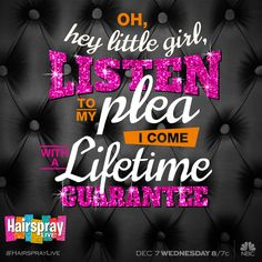 #HairsprayLive is the ladies' choice! Welcome To The 60s, Hairspray Movie, Harvey Fierstein, Jennifer Hudson, Disney And More, Musical Theatre, Food For Thought, Movies And Tv Shows, Cool Kids