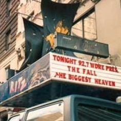 The Ritz (125 East 11th St.) | Iconic NYC Music Venues, Then And Now
