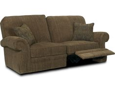 Make your living room or den a room everyone can enjoy with the Billings Double Reclining Sofa.