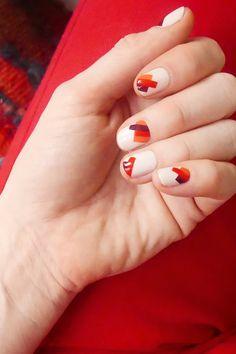 #Nailpolish #Nails #Beauty #Orange #Summer