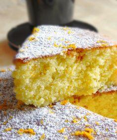 #gâteau à l'orange très moelleux by Une plume dans la cuisine
