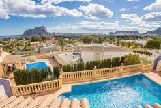 Holiday home Calpe Costa Blanca Villa Spain for rent Kevlar