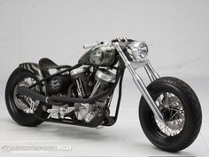 Brass Balls Choppers › Darwin Motorcycles Rolls Out 2011 Rocketeer Chopper Bike