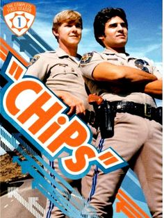 Created by Rick Rosner, Paul Playdon. With Erik Estrada, Larry Wilcox, Robert Pine, Paul Linke. The adventures of two California Highway Patrol motorcycle officers. 80 Tv Shows, Old Shows, Great Tv Shows, My Childhood Memories, Best Memories, Childhood Stories, Childhood Tv Shows, Ideas Conmemorativas, Larry Wilcox