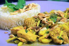 Terapia do Tacho: Frango com especiarias... (Chicken with spices)