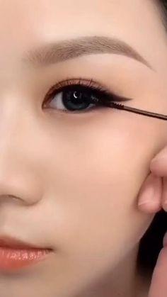 Korean Natural Makeup, Korean Makeup Tips, Korean Makeup Look, Asian Eye Makeup, Asian Makeup Videos, Korean Makeup Ulzzang, Asian Smokey Eye, Korean Wedding Makeup, Asian Makeup Tutorials