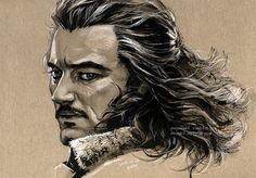 Bard the Bowman by evankart.deviantart.com on @deviantART