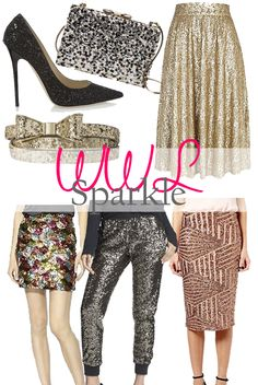 A Lacey Perspective: Wednesday Wish List - Sparkle #newyearseve #shop #premiumoutlets