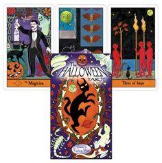 Halloween Tarot (TheMagickalCat.com)